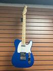 Fender Standard Telecaster 2007 in Electron Blue w/Fender Bag MIM