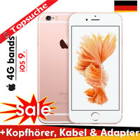 Apple iPhone 6S Plus A1634 Smartphone 64GB Unlocked ohne Vertrag Rosagold