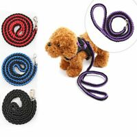 Handmade Pet Traction Rope Large Dog Woven Leash Puppy Training Chest Strap