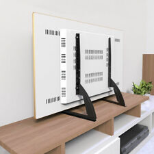 "Universal Table Top TV Stand Pedestal Base For 37""-60""Vizio LG Flat Screen TV"