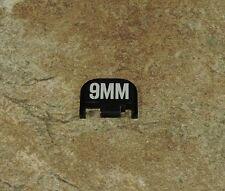 9Mm For Glock Gen 1-4 Back Plate All Models except 42&43