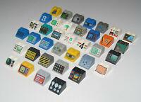 Lego ® Brique Penchée 2x2 Sérigraphié Slope brick Choose Pattern 3039