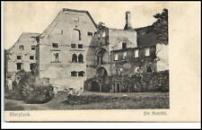 Correspondenz-Karte OBERPLANK Partie Aumühle um 1900 AK