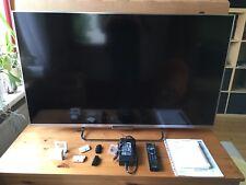SONY BRAVIA KDL-50W656A - 126 cm/50 Zoll - Full HD LED Fernseher, Smart TV