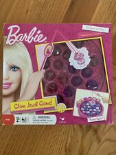Barbie Glam Jewel Game Brand New In Box