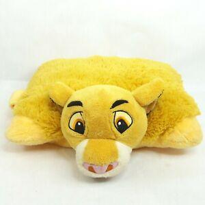 The Lion King Simba plush soft toy Pillow Pets Disney Small