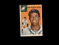 1954 Topps 168 Morrie Martin EX #D1,050973