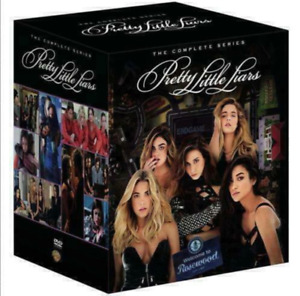 Pretty Little Liars:The Complete Series seasons 1-7(DVD, 2017, 36-Disc Set) New