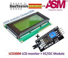 LCD2004 LCD Pantalla 2004 + IIC I2C Módulo