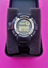 Vintage Casio FTS-100 Forester Altimeter-Barometer-Chronograph Digital Watch