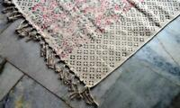 Vintage Small 3x5 Ft Carpet Bohemian Style Turkish Area Rug, Kilim, Runner,