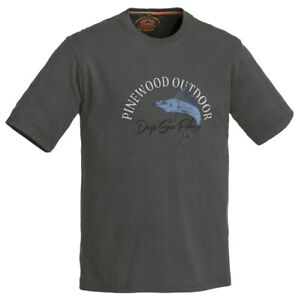 Pinewood T-Shirt - Fish - Deep Sea Fishing