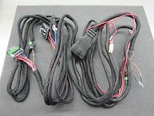 FISHER WESTERN SNOW PLOW 3 PIN CONTROL HARNESS ULTRA MINUTE MOUNT 26345 - 412404