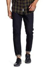 PRPS Mens $395 Textile Jeans FURY Slim Fit Tapered LEG Size 34/32X34 E63P134R