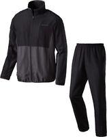 energetics Herren Präsentationsanzug Trainingsanzug Divio + Dobrin schwarz grau