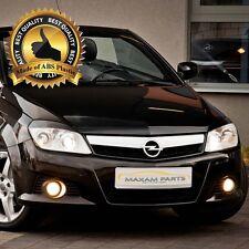Vauxhall / Opel TIGRA TWIN TOP 04-09 Headlight eyebrows eyelids = ABS PLASTIC