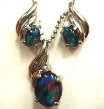 Black Natural Stone Fine Necklaces & Pendants