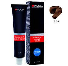 Indola Profession - 7.35 Medium Blonde Gold Mahogany 90g