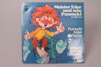 "12 "" Record Pumuckl Treasures Fish - Pumuckl & Easter Eggs Vinyl 1972 LP"