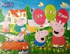 40 Pieces Jigsaw Puzzles Peppa Pig - Party Time Drawing Best Gifts for Kids