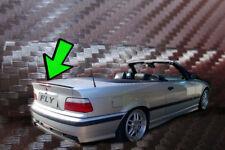 BMW E36 M3 tuning carbon spoiler abrisskante heckspoilerlippe hecklippe neu heck