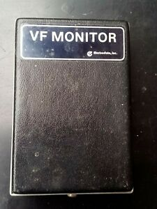 Vintage Electrodata, Inc. VF Monitor Made In U.S.A. Untested