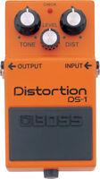 New Boss DS-1 Distortion Guitar Effect Pedal!