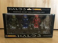 Halo 3 Kubrick Medicom Gentle Giant master chief collectors set xbox game toy