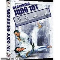 Beginning Judo 101 Training DVD Martial Arts MMA