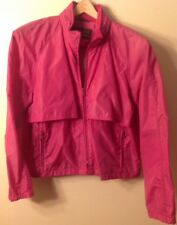 Women's Pink Large Eddie Bauer Windbreaker