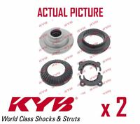 2 x NEW KYB FRONT AXLE TOP STRUT MOUNTING PAIR SET OE QUALITY REPLACEMENT SM1310