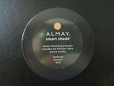 Almay Smart Shade Loose Finishing Powder - MEDIUM  #300 - New / Sealed Package