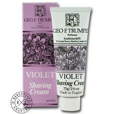 Geo F Trumper Violet Crème À Raser Tube 75 g (w091478)