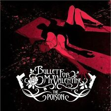 The Poison by Bullet for My Valentine (CD, Feb-2006, Red License)