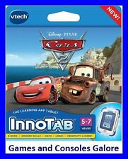 New!! Vtech InnoTab 2 Disney Cars 2 Educational Game and E-Book