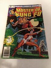 Master of Kung Fu #94 (Nov 80, Marvel) November 1980 Shang Chi