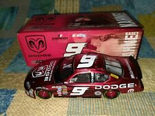 Action Nascar Diecast 1:24 Autographed Kasey Maybe #9 Dodge Dealers 1 of 2508