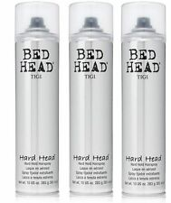 Tigi BED HEAD 3 x 385 ml Hard Head Haarspray Hairspray für starken Halt