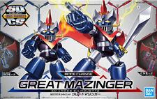 Bandai Spirits SD Croce Silhouette Prima Serie Ottimo Mazinger