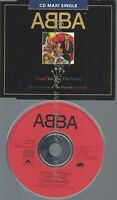 CD--ABBA -- - SINGLE -- THANK YOU FOR THE MUSIC