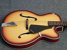Alte Gitarre Jazzgitarre Jazzguitar Guitar