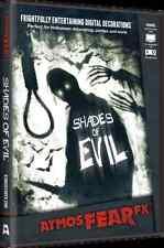 SHADES OF EVIL Halloween AtmosFEARfx DVD ATMOSfx Fenster Party Dekoration Deko