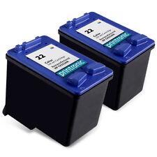 2 Pack HP 22 Ink Cartridge C9352AN - OfficeJet J3680 4315 5600 5605 5610 Printer
