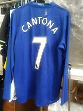 NWT Authentic Nike 2009 Manchester United Player Issue King Cantona L/S Jersey