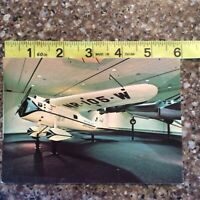 Winnie May Plane Vintage Postcard National Air And Space Smithsonian  Museum