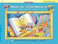 """""""MUSIC FOR LITTLE MOZARTS"""" WORKBOOK PIANO MUSIC BOOK LEVEL 3 BRAND NEW ON SALE!!"""