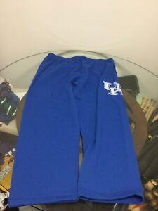 Kentucky Wildcats Blue Majestic Sweatpants Pants 2XL Excellent Condition