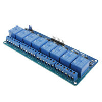 8 Ch 5V 8 Channel Relay Module Board For Arduino PIC AVR DSP ARM MCU control