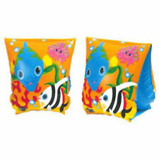 Fun Fish Arm Bands 23cm x 15cm Floaties from Intex Inflatables