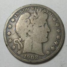 1902-S Barber Half (#717CC)